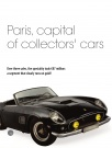 Paris, capital of collectors' cars  Over three sales,…