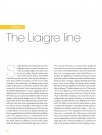 LIFESTYLE    The Liaigre line    S    tylish, timeless…