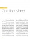 PORTRAIT    Christine Macel  hen Christine Macel,…