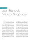 ARCHITECTURE    Jean-François Miloun at Singapore…