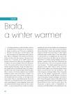 EVENT    Brafa, a winter warmer    i    n the deep…