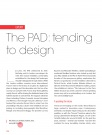 EVENT    The PAD: tending to design    L  I  74  …