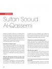 INTERVIEW    Sultan Sooud Al-Qassemi  Whether at…