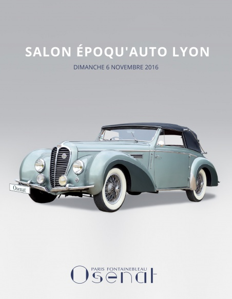 Salon poqu 39 auto lyon du 6 novembre 2016 for Salon lyon 2016
